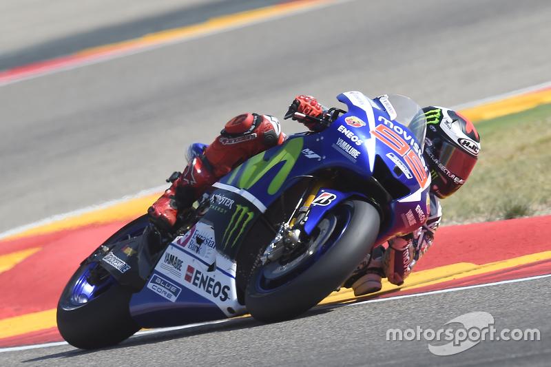 39- GP de Aragón 2015, Yamaha