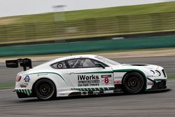 #8 Absolute Bentley GT3: Keita Sawa, Adderly Fong