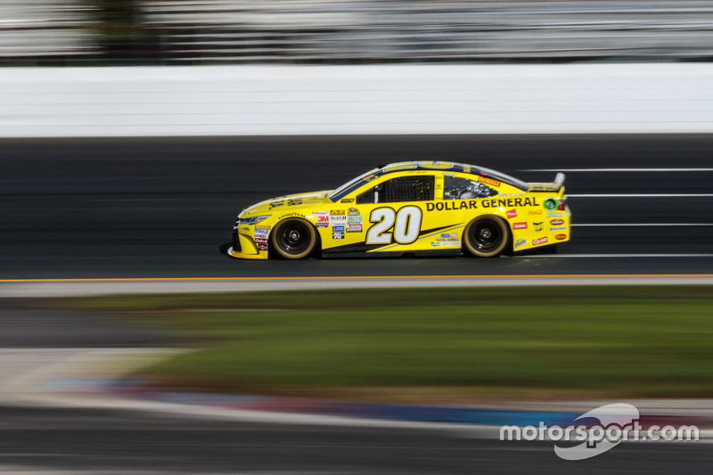 Метт Кенсет, Joe Gibbs Racing Toyota