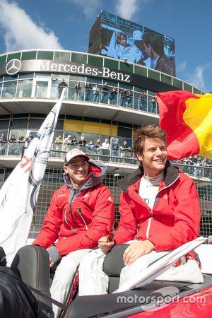 Эдоардо Мортара, Audi Sport Team Abt, Адриен Тамбэ, Audi Sport Team Abt Sportsline
