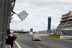 Miguel Molina, Audi Sport Team Abt Audi RS 5 DTM se lleva la victoria
