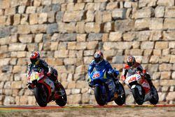 Alvaro Bautista, Aprilia Racing Team Gresini y Maverick Viñales, Team Suzuki MotoGP y Jack Miller, T