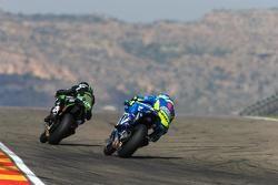 Pol Espargaró, Tech 3 Yamaha y Aleix Espargaró, Team Suzuki MotoGP