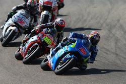Maverick Viñales, Team Suzuki MotoGP and Alvaro Bautista, Aprilia Racing Team Gresini