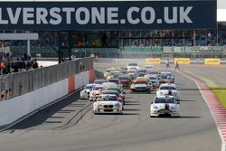Partenza: Mat Jackson, Motorbase Performance, Ford Focus al comando