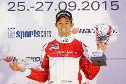 Guest driver, il vincitore: Aditya Patel
