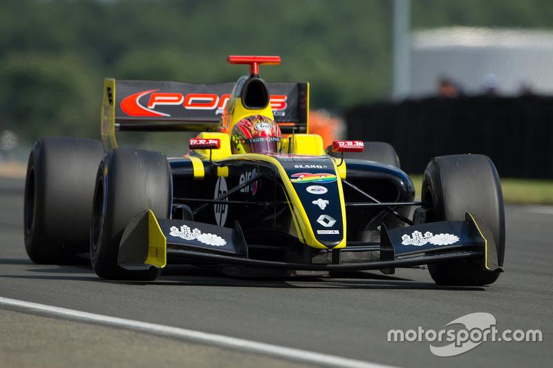 Ю Канамару, Pons Racing