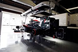 The McLaren Honda MP4-30 de Fernando Alonso, McLaren