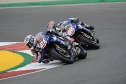 Florian Marino e Kev Coghlan, MRS Yamaha