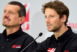 Romain Grosjean, Haas F1 Takımı