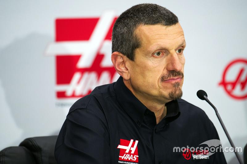 Gunther Steiner, Haas F1 Takım Patronu