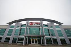 Haas F1 Team headquarters