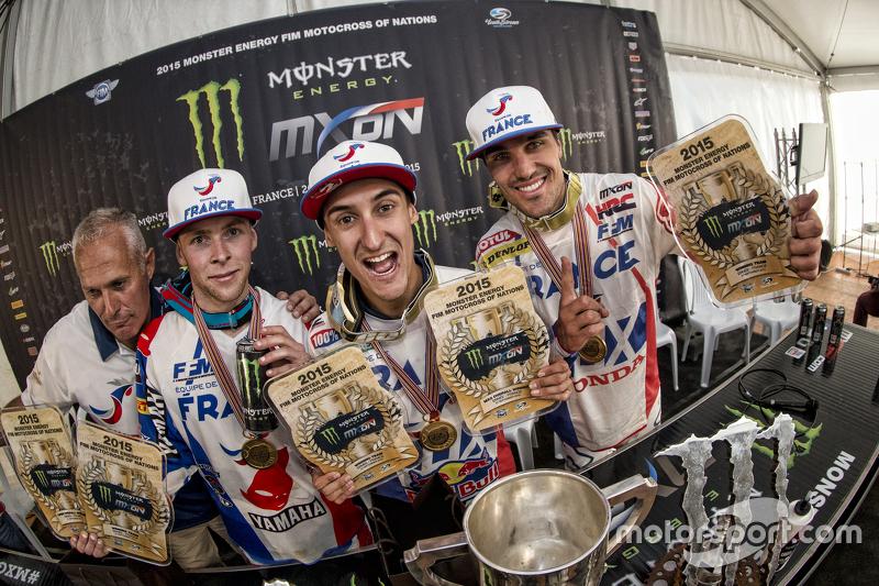 """Résultat de recherche d'images pour """"motocross des nations team france"""""""