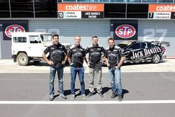 Rick Kelly, Karl Reindler, David Russell, Todd Kelly