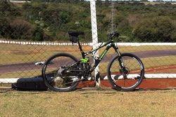 Bicicleta de Átila Abreu