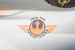 Livrée spéciale Star Wars pour Holden Racing Team