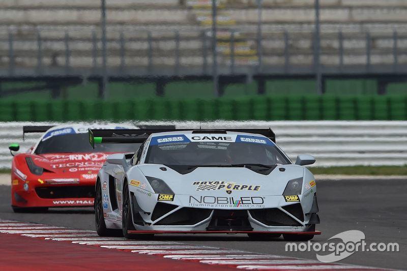 Lamborghini Gallardo gt3 #54, Ferdinando Monfardini, Imperiale Racing