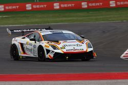 Lamborghini Gallardo Cup #134, Mirko Zanardini, David Perel, Bonaldi Motorsport