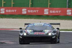 Ferrari 458 Italia GT3 #88, Niccolo Schiro, Giovanni Berton, Villorba Corse
