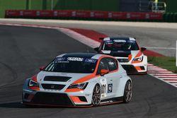 Valentina Albanese, Seat Motorsport Italia, Jordi Gené Guerrero, Seat Motorsport Italia