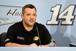 Tony Stewart, Stewart-Haas Racing annonce sa retraite