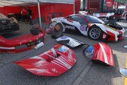 #64 Scuderia Corsa Ferrari 458 Italia