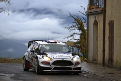 Бриан Буффье и Ксавье Пансери, Ford Fiesta WRC