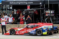 #0 DeltaWing Racing DWC13 : Memo Rojas, Katherine Legge, Andy Meyrick