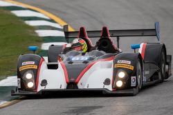#88 Starworks Motorsport ORECA FLM09: Alex Popow, Sean Rayhall, Scott Mayer, John Falb