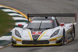 #5 Action Express Racing Corvette DP : Joao Barbosa, Christian Fittipaldi, Sebastien Bourdais