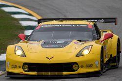#4 Corvette Racing Chevrolet Corvette C7.R : Oliver Gavin, Tommy Milner