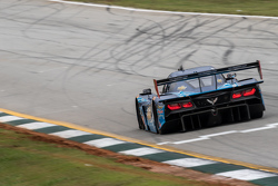 #90 VisitFlorida.com Racing Corvette DP: Річард Вестбрук, Майкл Валіанте, Майк Роккенфеллер