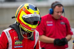 #62 Risi Competizione Ferrari F458: Pierre Kaffer