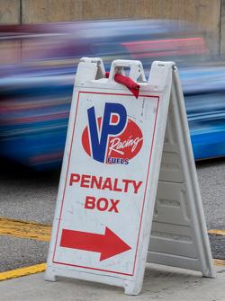 Strafen-Box