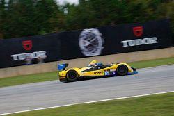 #85 JDC/Miller Motorsports ORECA FLM09: Mikhail Goikhberg, Chris Miller, Rusty Mitchell