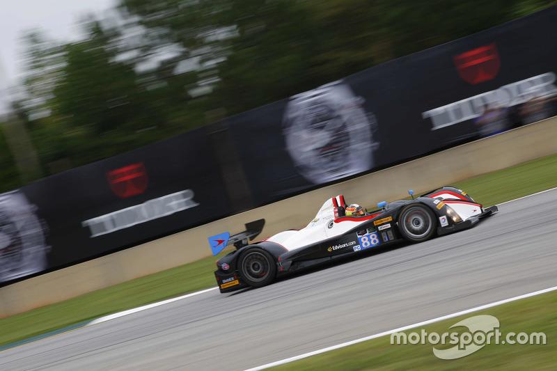 #88 Starworks Motorsport ORECA FLM09: Аекс Попов, Шон Рейхолл, Scott Mayer, Джон Фелб
