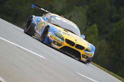 #97 Turner Motorsport BMW Z4: Michael Marsal, Markus Palttala, Andy Priaulx, Billy Johnson
