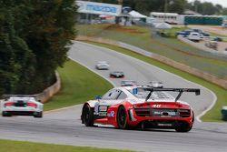 #48 Paul Miller Racing Audi R8 LMS: Christopher Haase, Dion von Moltke, Bryce Miller