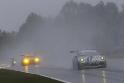 #22 Alex Job Racing Porsche 911 GT America : Cooper MacNeil, Leh Keen, Andrew Davis