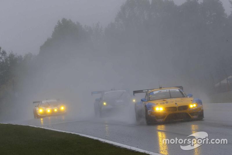#97 Turner Motorsport BMW Z4 : Michael Marsal, Markus Palttala, Andy Priaulx, Billy Johnson