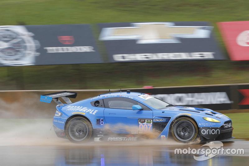 #007 TRG-AMR Aston Martin V12 Vantage : Christina Nielsen, Kuno Wittmer, Brandon Davis