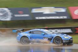 #007 TRG-AMR Aston Martin V12 Vantage: Christina Nielsen, Kuno Wittmer, Brandon Davis