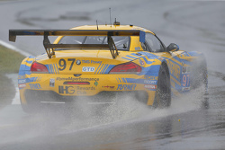 #97 Turner Motorsport BMW Z4 : Michael Marsal, Markus Palttala, Andy Priaulx, Billy Johnson