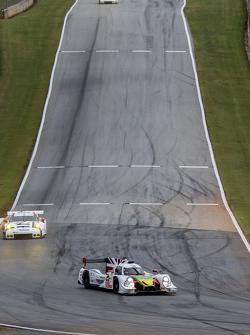#60 Michael Shank Racing with Curb/Agajanian Ligier JS P2 Honda : John Pew, Oswaldo Negri, Matt McMurry