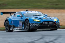 #007 TRG-AMR Aston Martin V12 Vantage : Kuno Wittmer, Christina Nielsen, Brandon Davis