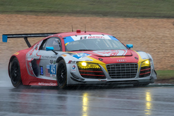 #45 Flying Lizard Motorsports Audi R8 LMS : Guy Cosmo, Robert Thorne, Colin Thompson