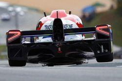 #0 DeltaWing Racing Cars DWC13 : Katherine Legge, Memo Rojas, Andy Meyrick