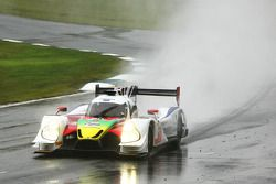 #60 Michael Shank Racing with Curb/Agajanian Ligier JS P2 Honda: John Pew, Oswaldo Negri, Matt McMur