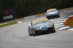 3#38 Next Level European Porsche Cayman: Dan Rogers, Seth Thomas