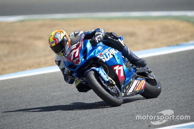 Wayne Tessels, Team Suzuki Europe